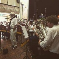 With Brass Band Command Perfc17